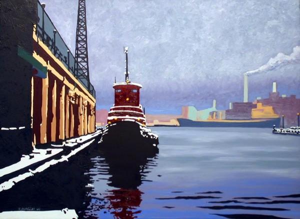 Pier #1- sold