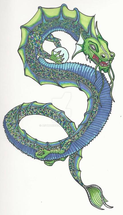 dragon x by astronicus-d8u6u1t
