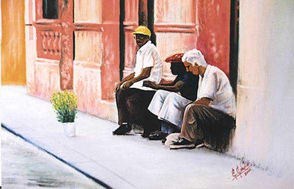 Three Cubans