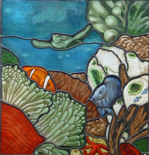 Sea Life Window