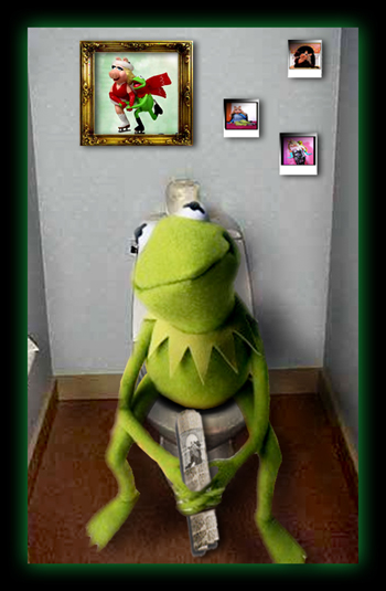 Kermit: Taking care of business