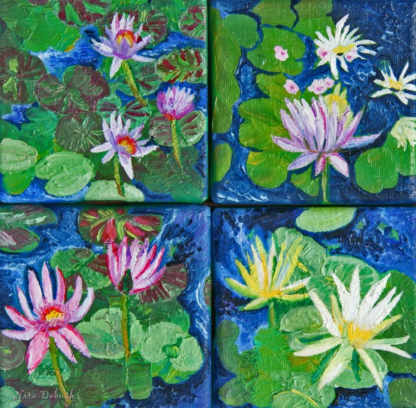 The Blessings of the Waterlilies