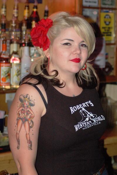 Honky Tonk Bartender