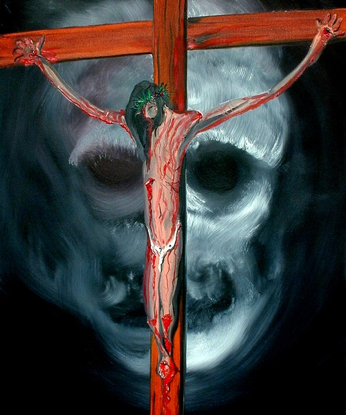 #12 Jesus Dies (Stations of the Cross)