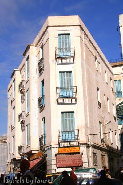 Apartment Building in Tunis
