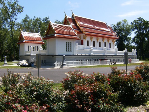 temple  sideview