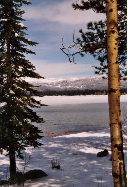Spring in McCall