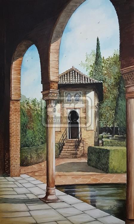 Torre de la Mihrab, Alhambra