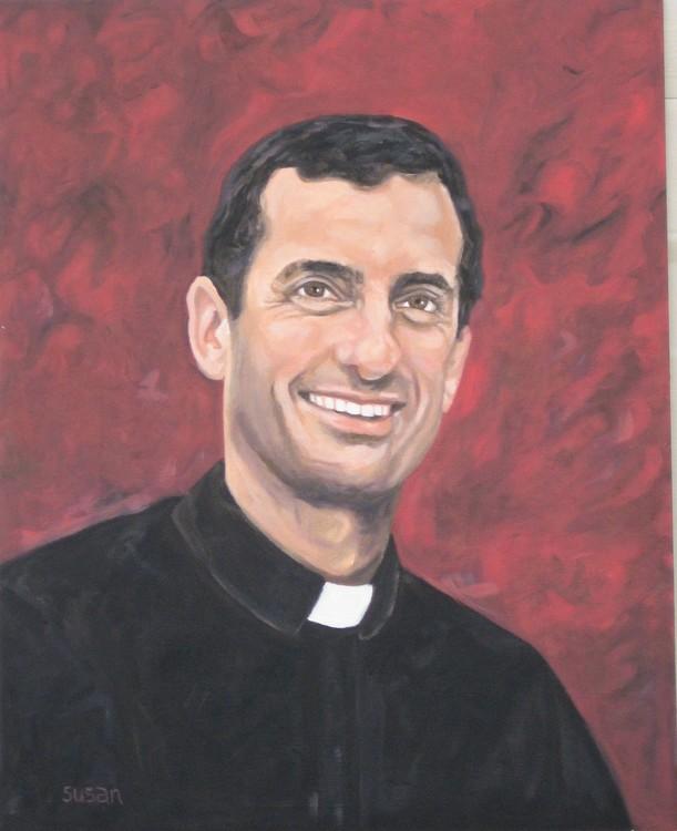 Rev. Father Patrick Driscoll