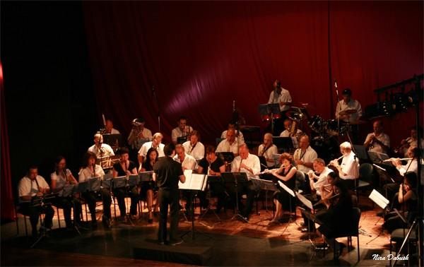 Concert - Graduates of Ramamt- Gan Band