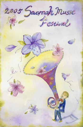 2005  Savannah Music Festival