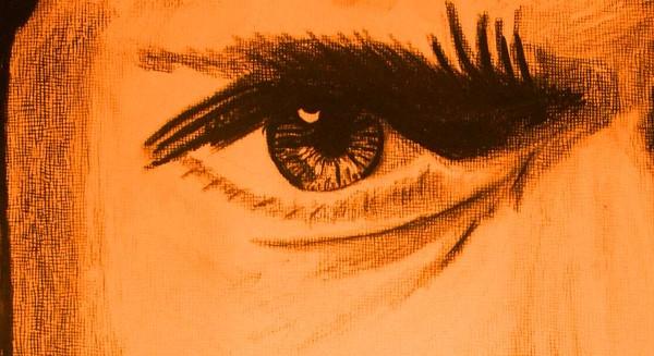 Wentworth Miller - Eye Detail