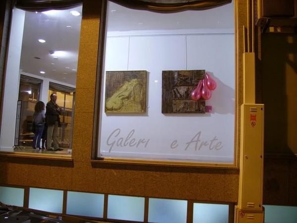 L'AGENZIA DI ARTE Exhibition