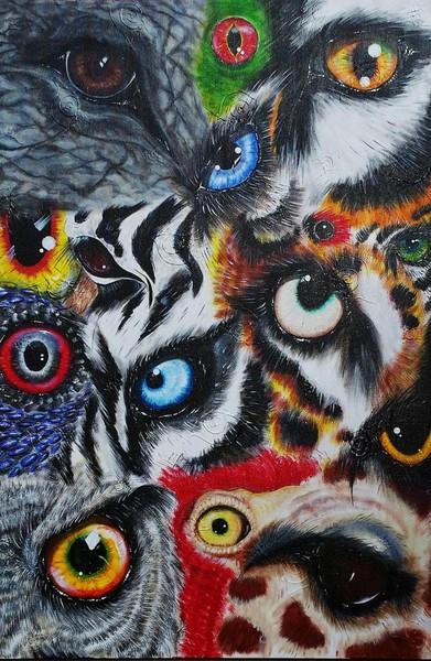Mystery Of Eyes 1