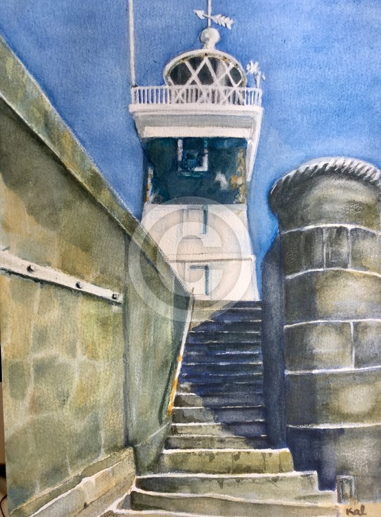 Lighthouse, Holyhead breakwater
