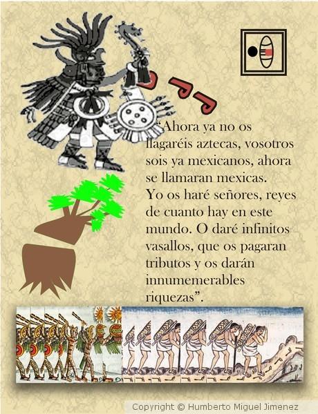 Portentoso Señor Huitzilopochtli