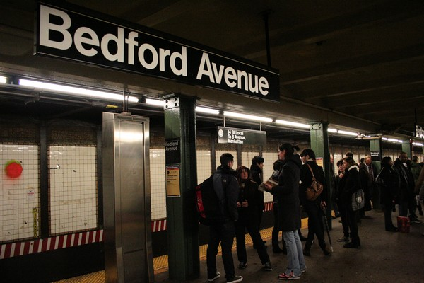 BEDFORD AVE STOP BROOKLYN