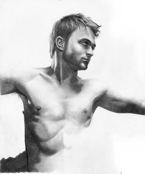 Daniel Radcliffe - in progress