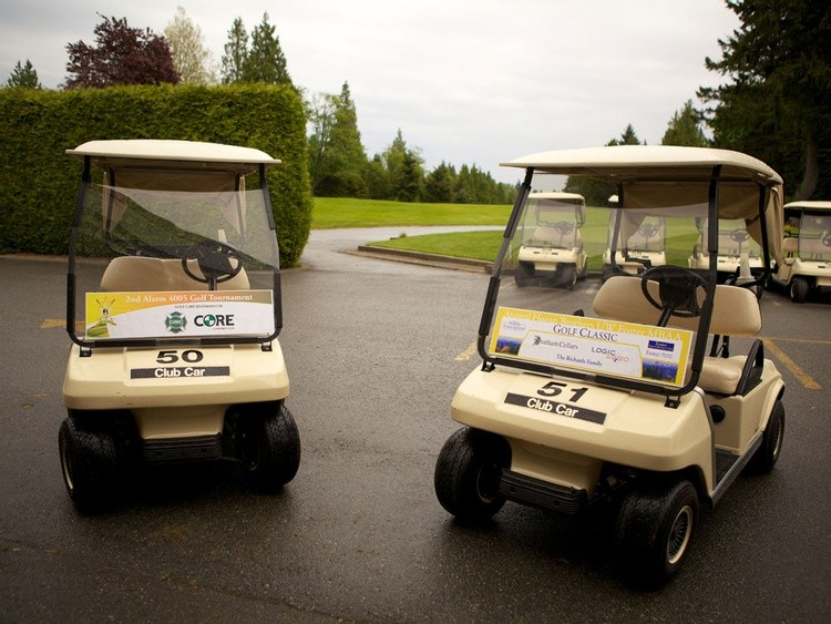 Golf CartSigns