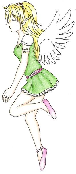 Fairy (color)