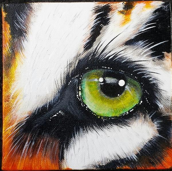 Green Tiger Eye 1