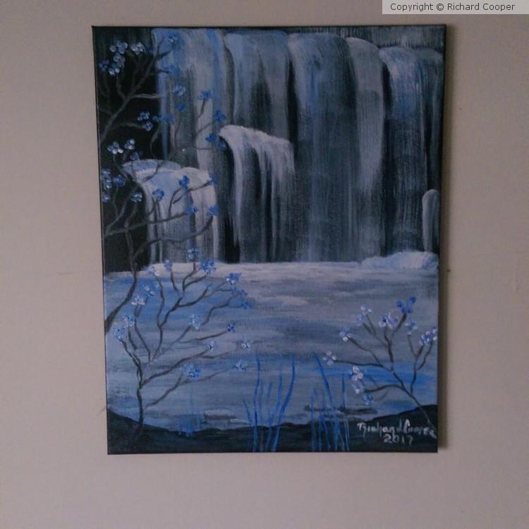 Blue Waterfalls  (1469952)