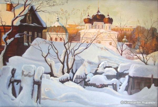 Trifonov monastery