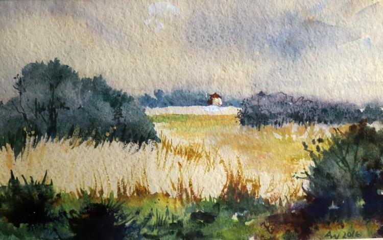 Saltmarsh, Brightlingsea