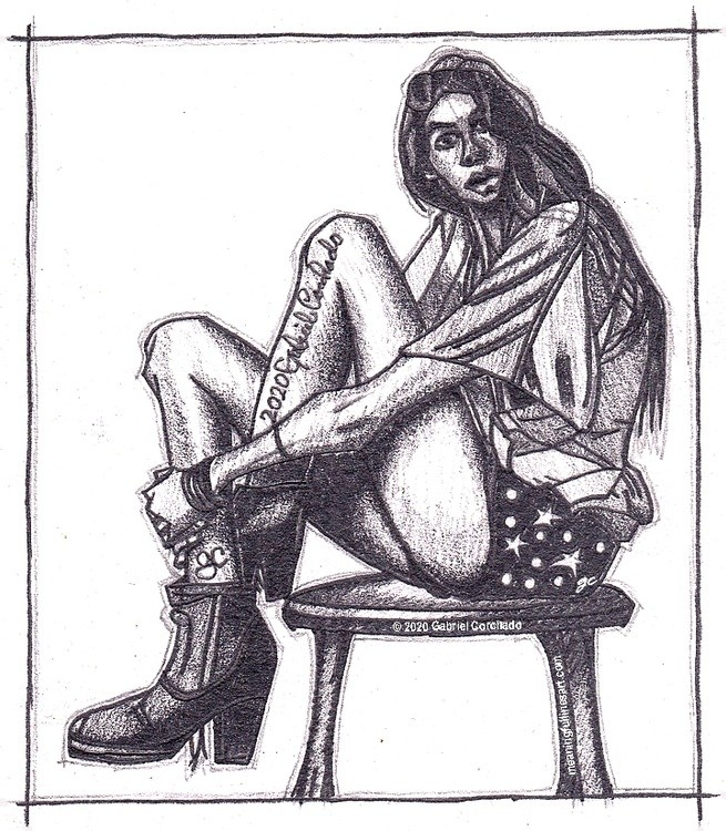 Clothed Figure Drawing