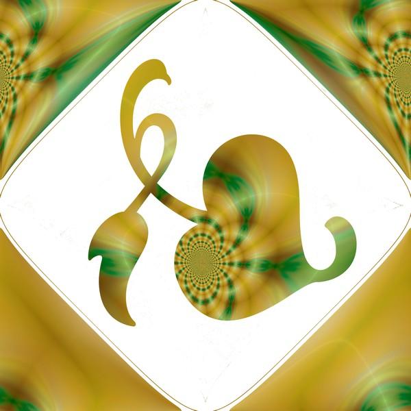 Golden Design (Two)