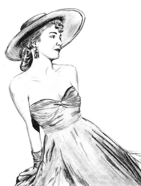 Beautiful Mary Ellen