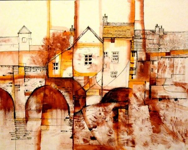 Elvet Bridge Durham City