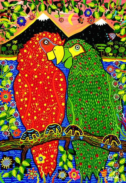 Goodnight Parrots