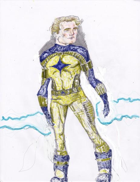 booster gold new uniform