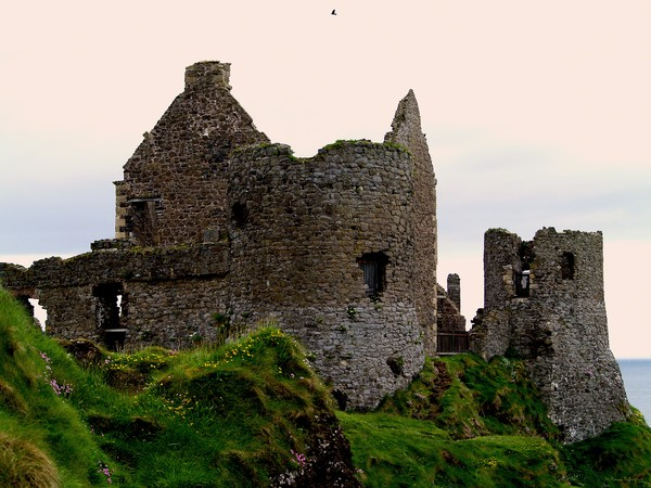Dunluce Castle- Stronghold of the MacDonalds