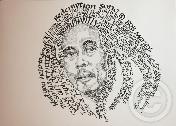 2nd Bob Marley