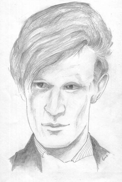 The 11th Dr Who (Matt Smith)