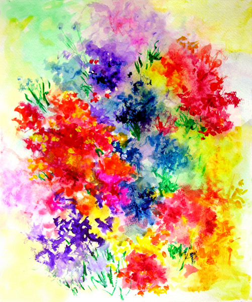 Watercolor Imagery