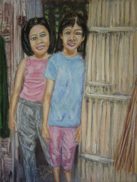 Sheine Mae and Jelyn
