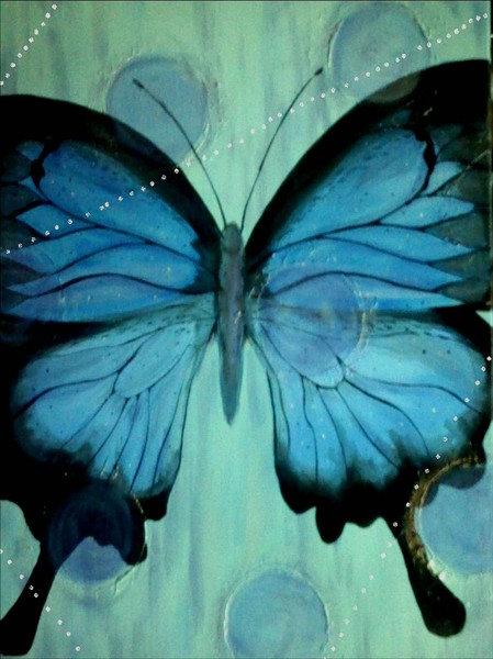Airbender - The Blue Swallowtail
