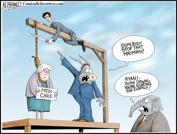 Ryan Plan (Cartoon)