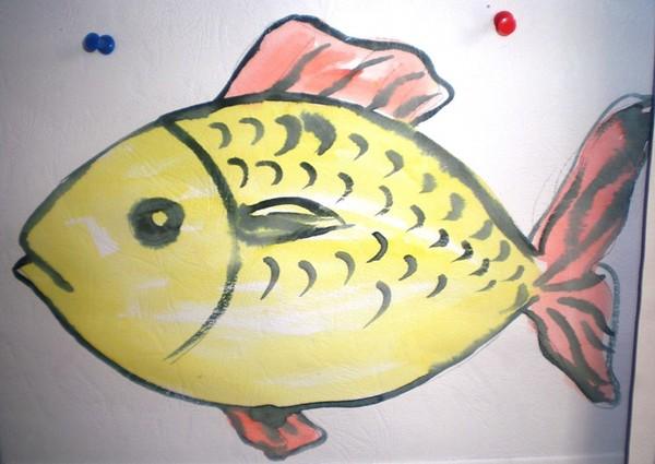 Fish by Mr Adeniyi