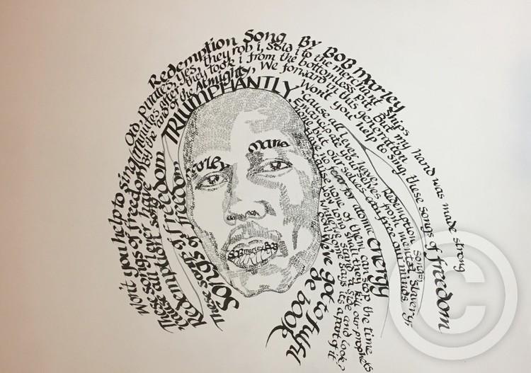 1st Bob Marley
