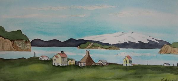 Vestman Island / Vestmannaeyjar.