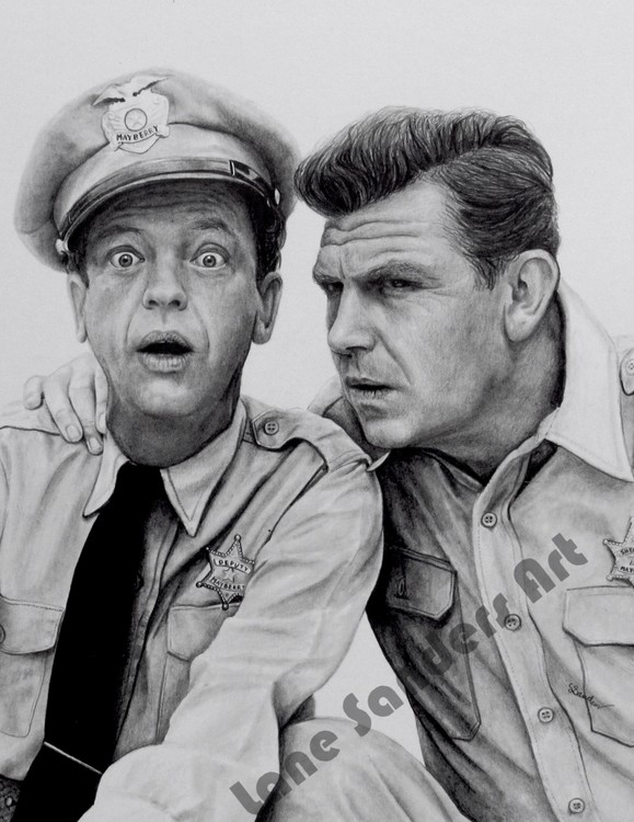 Officers of Mayberry