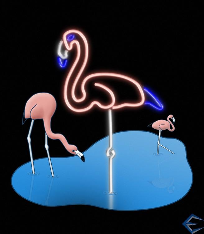 Flaminglow