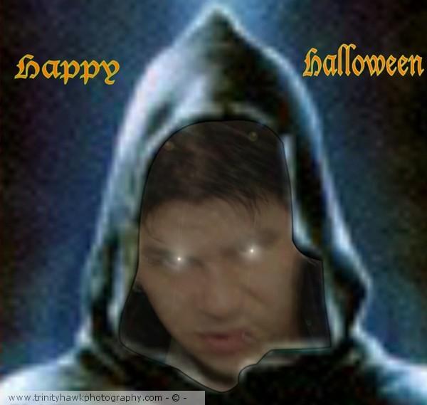Happy Halloween TrinityHawk