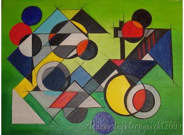 Color, Shape & Composition©