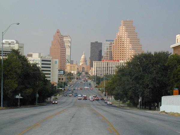 Down Congress Avenue