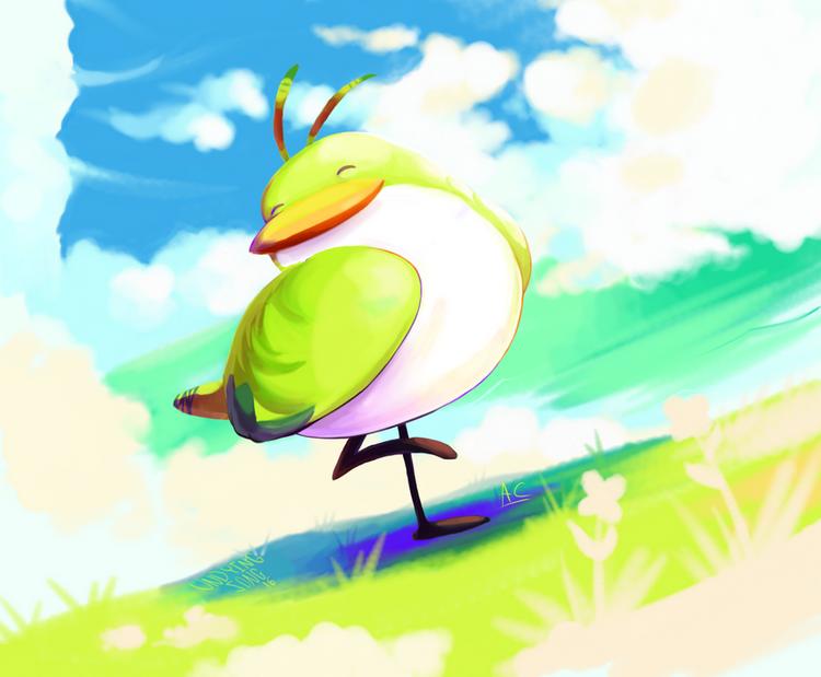 Sunny Pitch